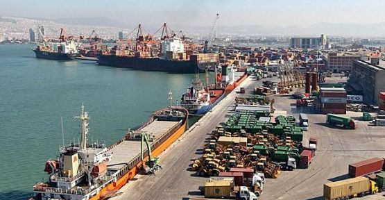 Ekim ayında ihracat arttı...