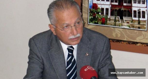 İhsanoğlu: Türkiye'nin birliği ve bütünlüğü tehlikede