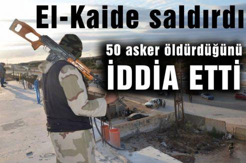 El-Kaide saldırdı