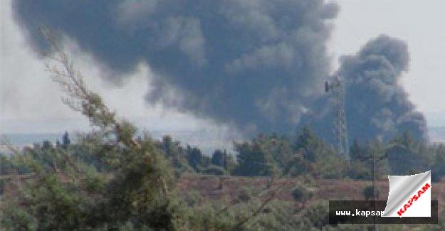 Elazığ'da patlama...