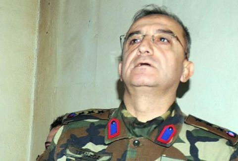 Emekli Albay Temizöz tahliye edildi...