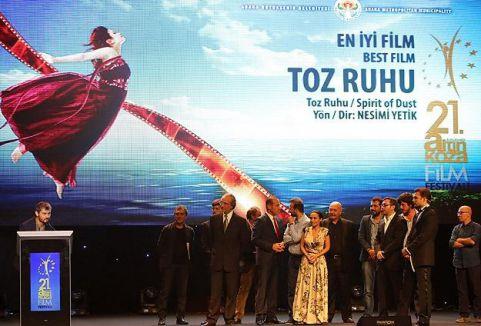 En iyi Film ödülü Toz Ruhu'nun
