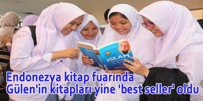 Gülen'in kitapları yine 'best seller' oldu
