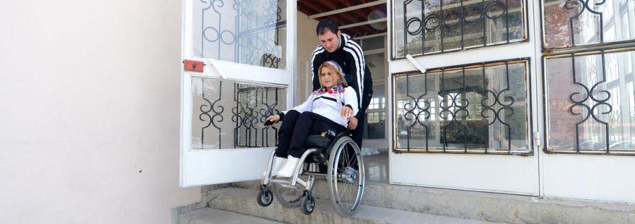 Engelli kadınlar örgütleniyor...
