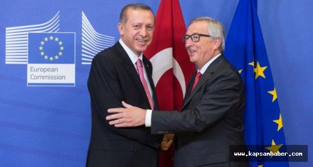 Erdoğan, AB Komisyonu Başkanı Juncker için hangi ifadeyi kullandı