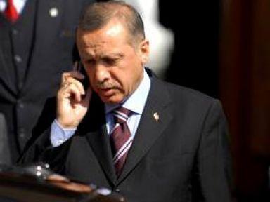Erdoğan'dan Bahçeli'ye Geçmiş Olsun Telefonu...