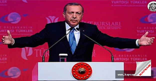 Erdoğan:'Benim Vatandaşımı Başkanlık Sistemine Zorladılar!!!'
