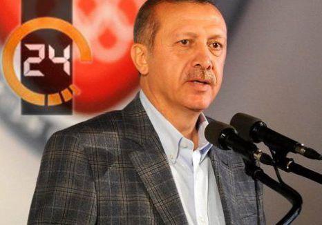 Erdoğan canlı yayında uyardı...