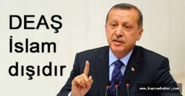 'DEAŞ İslam dışıdır...'