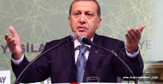Erdoğan, erken seçimi işaret etti