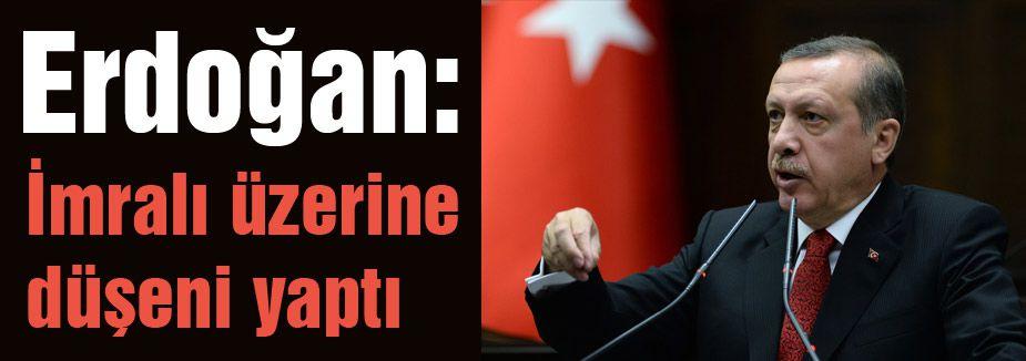 Erdoğan; İmralı ve Kandil Arasında kopukluk var