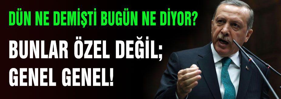 Erdoğan kasetleri; 'biz önledik' diyor