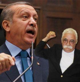 Erdoğan Kırca'nın biletini kesti