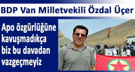 Erdoğan Kürtlerin delisini bile kandıramaz