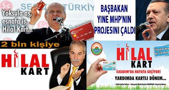 """Erdoğan, MHP'nin """"Hilal Kartı'na Göz Dikti!"""