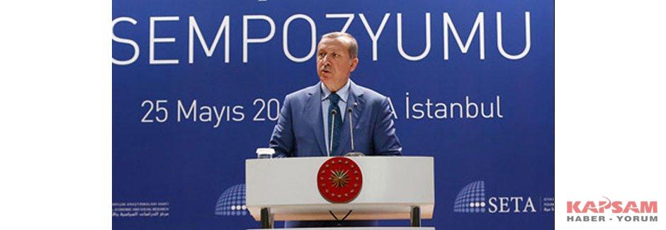 Erdoğan: Sen bir Gazetesin Haddini Bileceksin