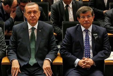 Erdoğan ve Davutoğlu hakkında takipsizlik...