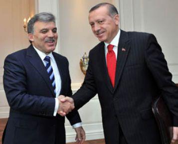 Erdoğan ve Gül Yüz Yüze Taksimi Konuştular...