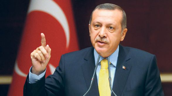 Erdoğan: Yasa önemli değil, hukuk arıyorum