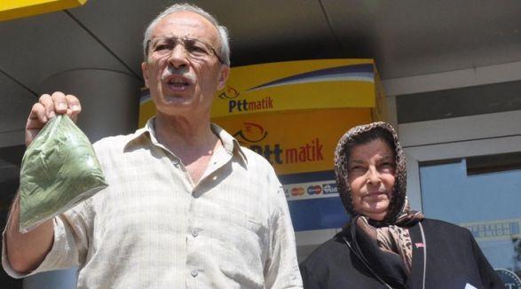 Erdoğan'a kına gönderen şehit babasının davası başladı