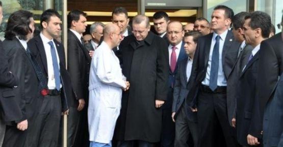 Erdoğan'dan Müslüm Baba'ya Anlamlı mesaj