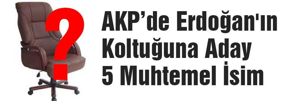 Erdoğan'dan sonra kim gelir?