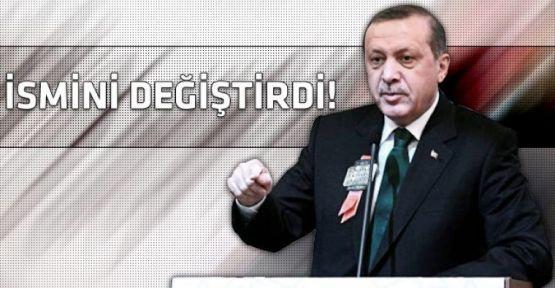 Erdoğan'dan Ulusal yerine Millet Değişikliği