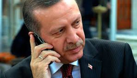 Erdoğan'ı Dinleyen Casuslar belli oldu...