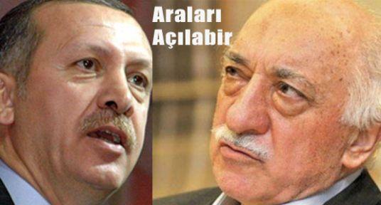 Erdoğan'ın Gülen Cemaati İle Arası Açılabilir
