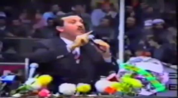 Erdoğan'ın 'Hırsızlık' Videosu Rekor Kırıyor...