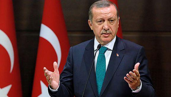 Erdoğan:'Kobani Düştü , Düşüyor'