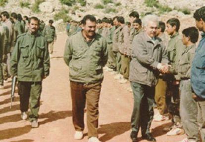 Ergenekon - PKK İlişkisi...