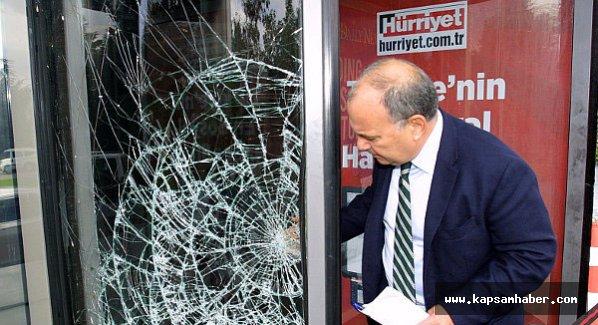 Ergin: Hürriyet'e saldırı kara bir sayfa olarak tarihe geçecek