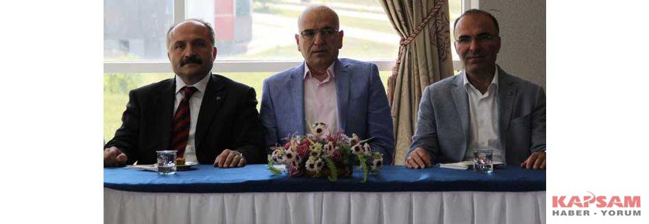 """Erhan Usta """"Mali Müşavirlerin Sorumlulukları Yeniden Düzenlenecek"""""""