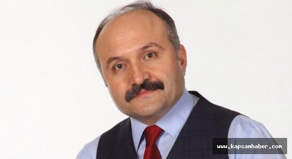 Erhan Usta Samsun'dan Milletvekili Aday Adayı