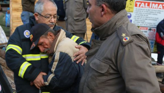 Ermenek'te Yine Gözyaşı