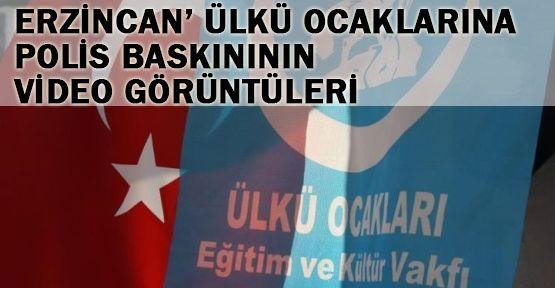 Erzincan Ülkü Ocakları'na Baskınının Perde Arkası...