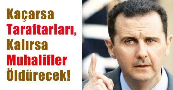 Esad'ın Hiç Şansı Yok