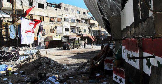 Esed Suriye'de 38 can daha aldı...