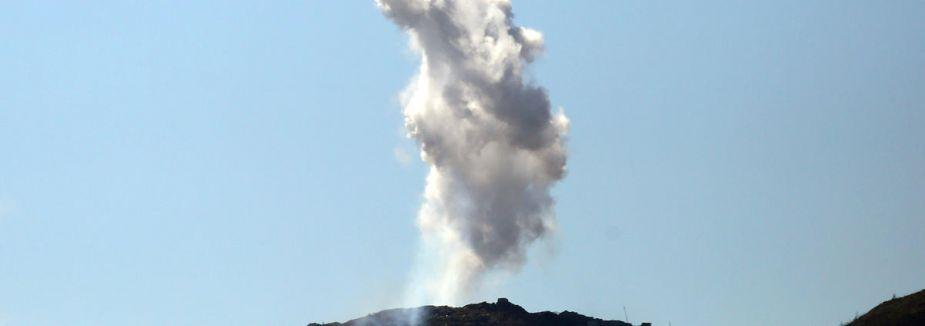 Esed Türkmen bölgesine saldırdı...