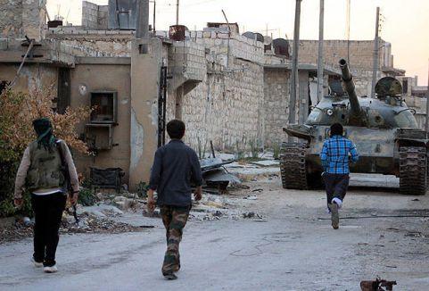 """Esed ve """"IŞİD""""'e karşı """"Mücahitler Ordusu"""""""