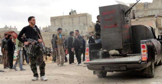 Esed yine saldırdı; 67 ölü