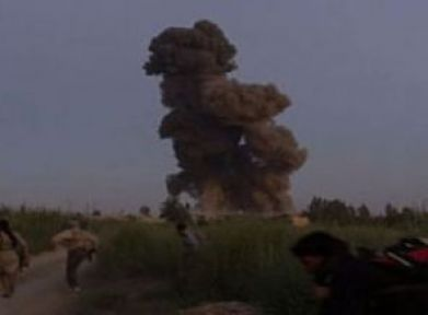 Esed'e Canlı Bomba Eylemi,35 Ölü...