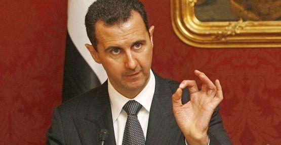 Esed'in Diktatör Şartı...