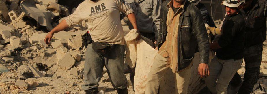 Eset Suriye'de ölüm saçıyor