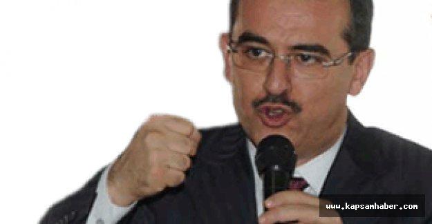 Eski Bakan Ergin, 'paralel yapı' iddialarını reddetti