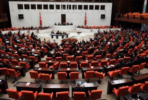Eski Bakanların 'Soruşturma Önergesi ' Mecliste