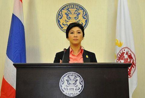 Eski Tayland'da Başbakan gözaltına alındı