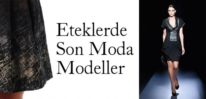 Eteklerde Son Moda Modeller