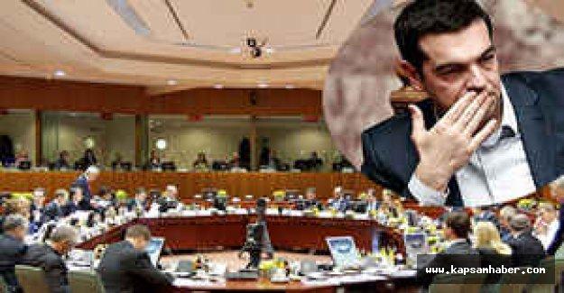 Eurogroup, Yunanistan'ın ek süre talebini reddetti